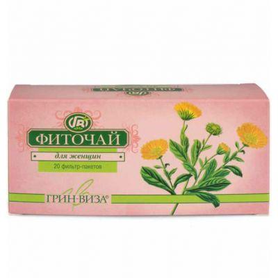 Чай для жінок - Аптека трав