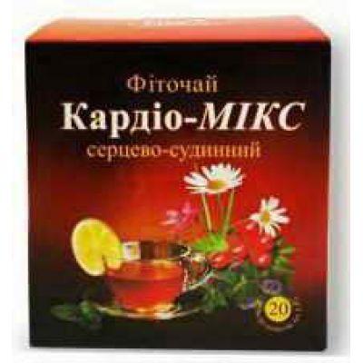 Чай від тиску - Фитоаптека натуральних препаратів
