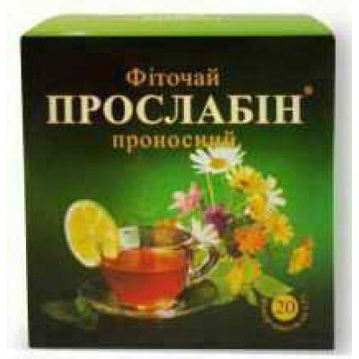 Чай від запору - Трав'яна аптека Фіто
