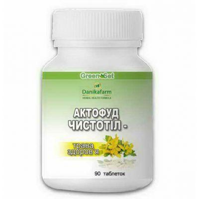 Чистотіл в таблетках - Аптека натуральних препаратів