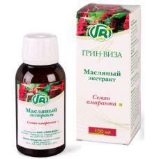 Екстракт олії насіння амаранту