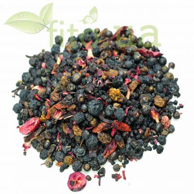 Натуральний фруктовий чай з ягід