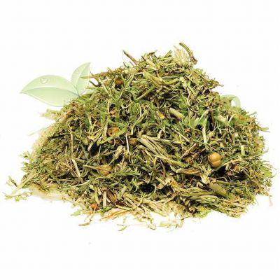 Суха трава Могильника (гармали) з насінням
