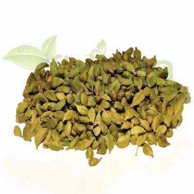 Сухі плоди кардамону в еко упаковці