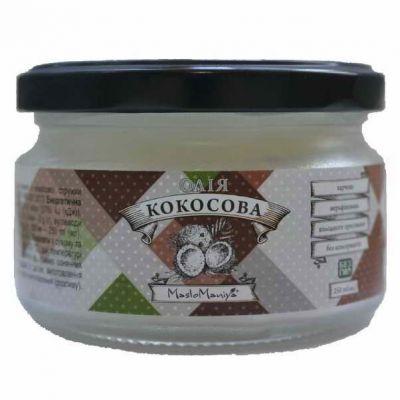 Натуральна олiя кокоса харчова