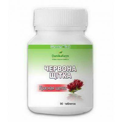 Червона щітка - Аптека натуральних препаратів
