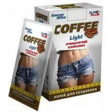 Напій для схуднення кавовий розчинний Light Energy Drive