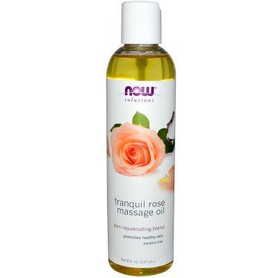 Натуральна олія для розслабляючого масажу