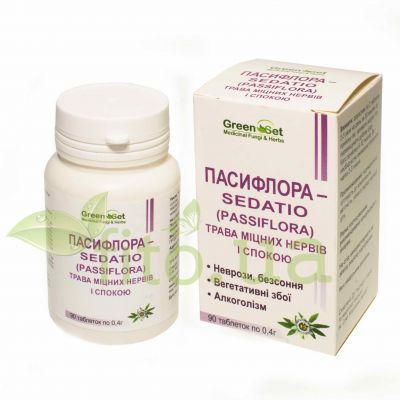 Пассифлора - трава міцних нервів і спокою