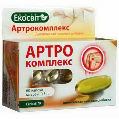 Препарат для суглобів - Трав'яна аптека Фіто