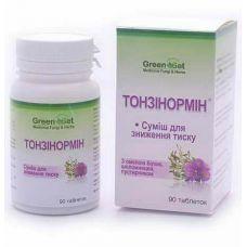 Тонзінормін - суміш для зниження артеріального тиску