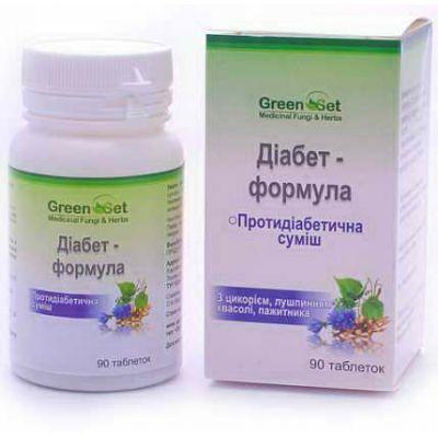 Препарати від діабету - Фитоаптека натуральних препаратів