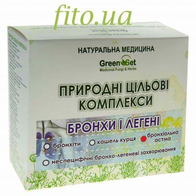 Ефективний комплекс фіто препаратів від бронхіальної астми