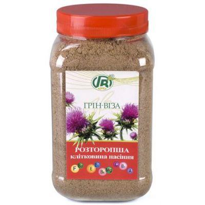 Натуральні харчові волокна насіння розторопші - Клітковина