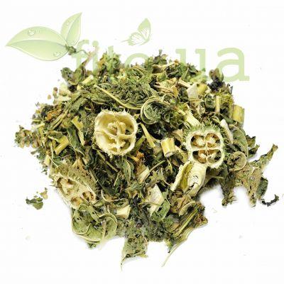 Натуральні листя, стебла і насіння Дурман трави в еко упаковці