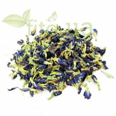 Натуральний синій чай - Квіти кліторії трійчастої