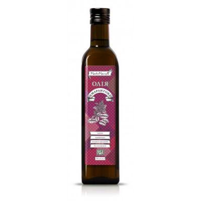 Сертифікована Амарантова олія холодного віджиму