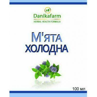 Натуральний біологічно активний препарат з листя м'яти перцевої