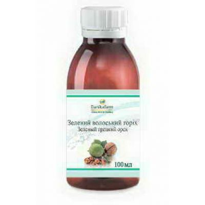 Екстракт Зелений волоський горіх - діє як природний антибіотик