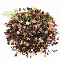 Чай Фруктовий зі смаком суниці та малини, 50 гр.