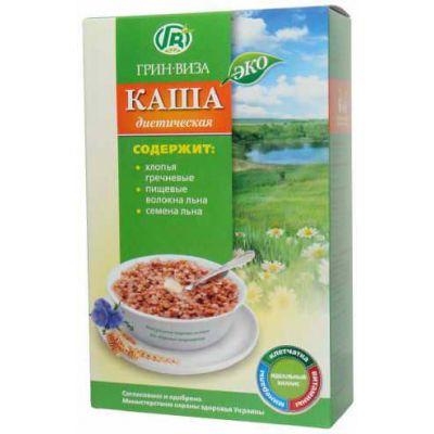 Натуральний дієтичний продукт з органічних органічні круп