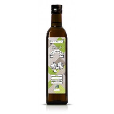 Натуральна олія часнику холодного віджиму