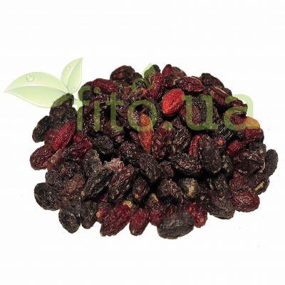 Сухі ягоди Кизилу в еко упаковці
