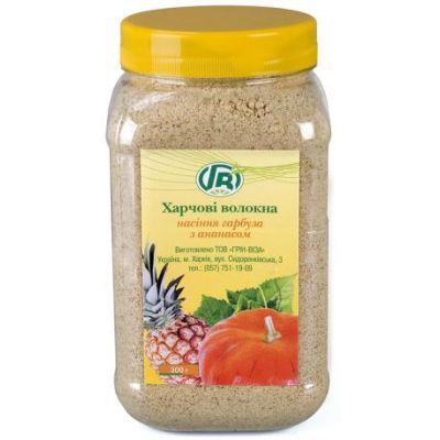 Натуральні волокна насіння гарбуза для здоров'я та схуднення