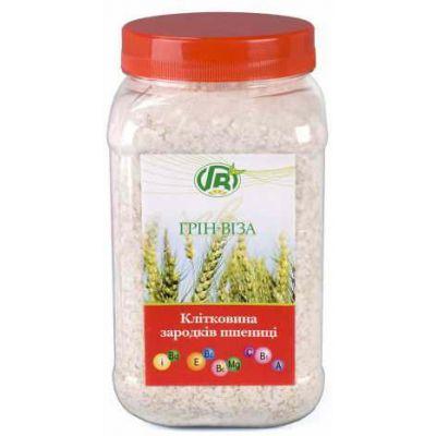 Натуральна клітковина зародків пшениці