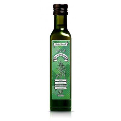 Конопляна олія купити - Трав'яна аптека Фіто