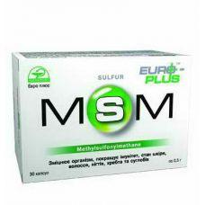 Дієтична добавка «MSM» (метілсульфонілметан)
