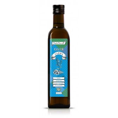 Лляна олія холодного віджиму - Інтернет аптека Фіто