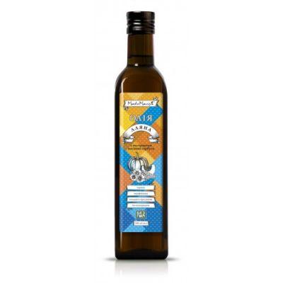 Лляна олія купити - Трав'яна аптека Фіто