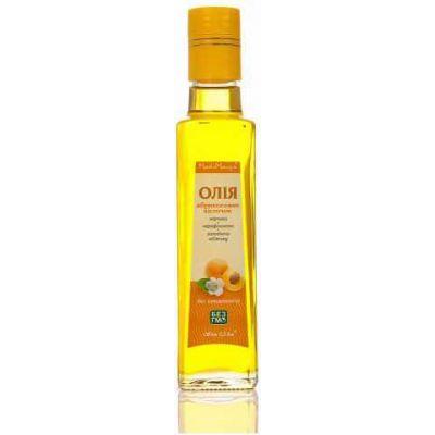 Натуральна олія холодного віджиму з кісточок абрикоса