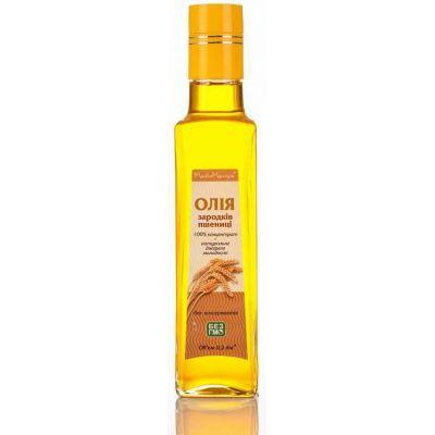 Натуральна олія зародків пшениці холодного віджиму