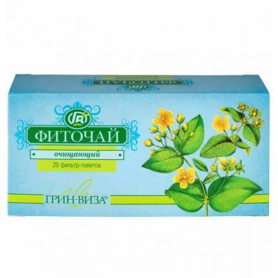 Що очищає чай - Фитоаптека натуральних препаратів