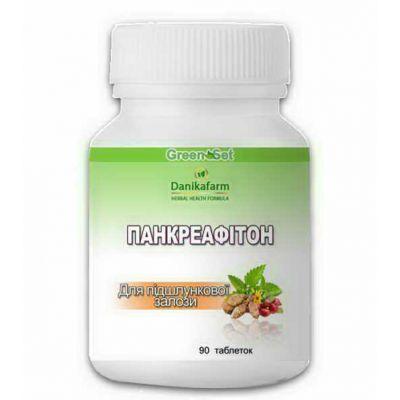 Підшлункова залоза таблетки - Фитоаптека натуральних препаратів