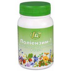 Поліензім-1 адаптогенний, антиоксидантний, ендокринний
