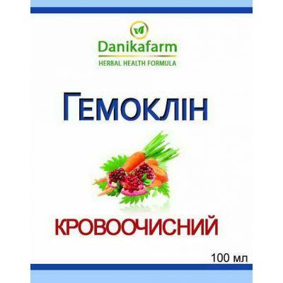 Препарат для очищення крові - Фитоаптека натуральних препаратів