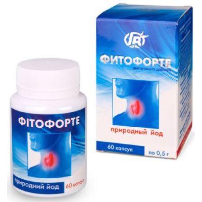 Препарат для щитовидної залози - Аптека натуральних препаратів