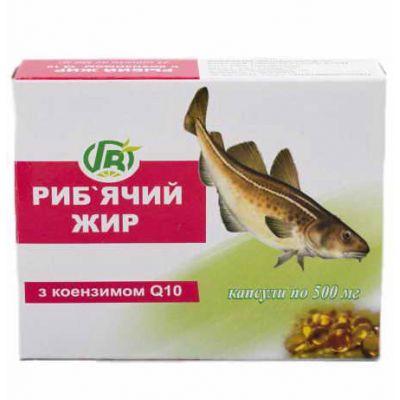 Риб'ячий жир капсулах харків - Трав'яна аптека Фіто