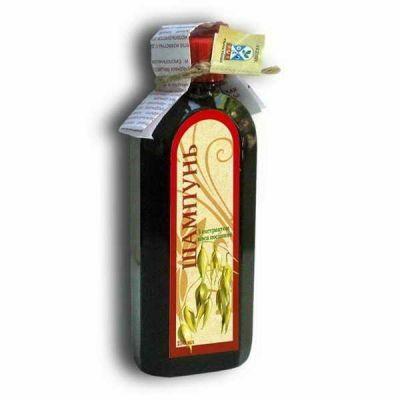 Шампунь з вівсом - Купити Українську натуральну косметику недорого