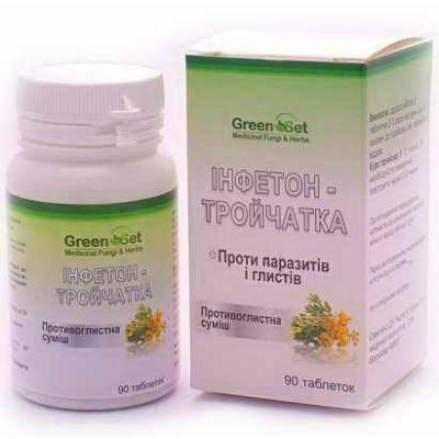 Таблетки від глистів Україна - Аптека трав
