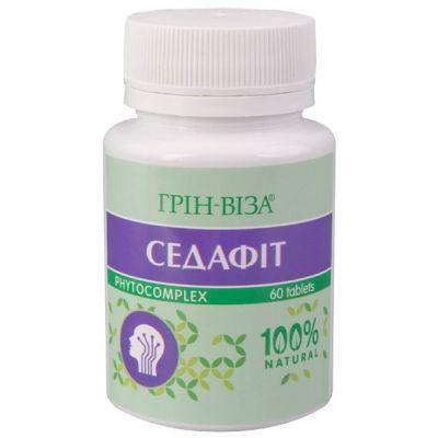 Таблетки від стресу і нервів - Трав'яна аптека Фіто