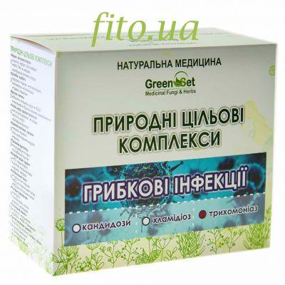 Комплекс фіто препаратів від жіночого трихомоніазу