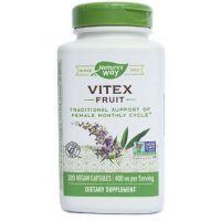 Плід Вітекс для жінок, 400 мг, Nature's Way, 100 капсул