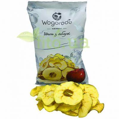 Тонко нарізані і якісно висушені яблучні чіпси