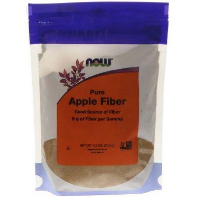 Натуральна клітковина з яблук виробництва Now Foods США