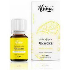 Лимона ефірне олія 5 мл