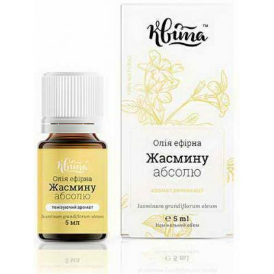 Ефірна олія жасмину - Аптека натуральних препаратів